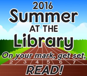 2016 Summer at the Library