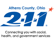Athens County 211: Connecting you with social, health, and government services