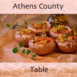 Athens County Table