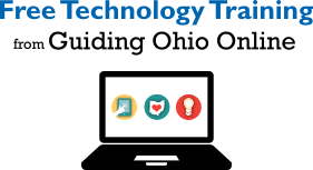 Free Technology Training from Guiding Ohio Online
