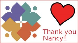 Thank you Nancy Bain
